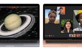 Des SSD moins rapides dans les MacBook Air de 2019
