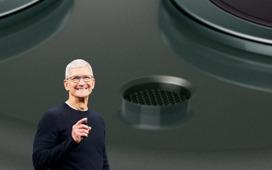 Tiens, des processeurs Xeon pour l'iMac Pro de 2019...