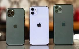 Un bel aperçu du mode nuit de l'iPhone 11 Pro