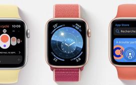 watchOS 5.3.2 est disponible pour l'Apple Watch Series 4