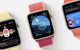 Apple Watch : watchOS 6.1.1 est disponible