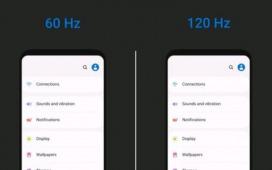 L'essor des écrans 120 Hz sur les smartphones