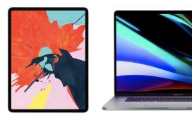 Déjà des fournisseurs pour l'écran Mini LED de l'iPad Pro ?