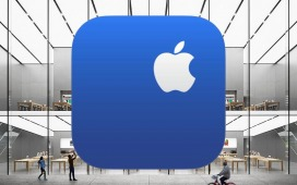 Petite refonte pour l'application Apple Store