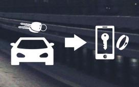 Avec CarKey, l'iPhone et l'Apple Watch vont remplacer les clés de voiture