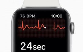 Apple dévoile les résultats de son étude sur le coeur