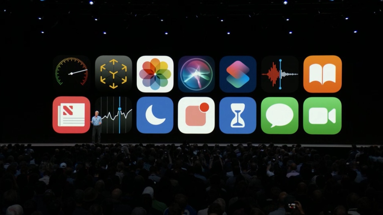 Apple WWDC 2018